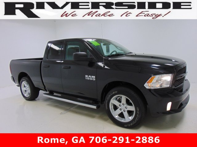Certified Pre-Owned 2017 Certified Ram 1500 Express