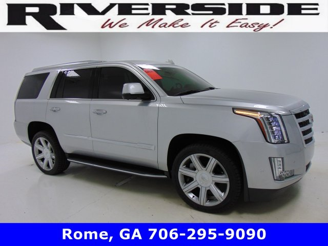 Certified Pre-Owned 2017 Cadillac Escalade Premium Luxury