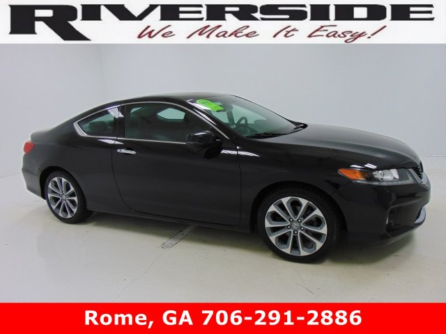 Certified Pre-Owned 2015 Certified Honda Accord Coupe EX-L