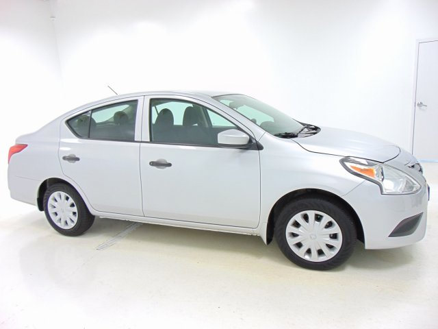 Certified Pre-Owned 2018 Certified Nissan Versa Sedan S