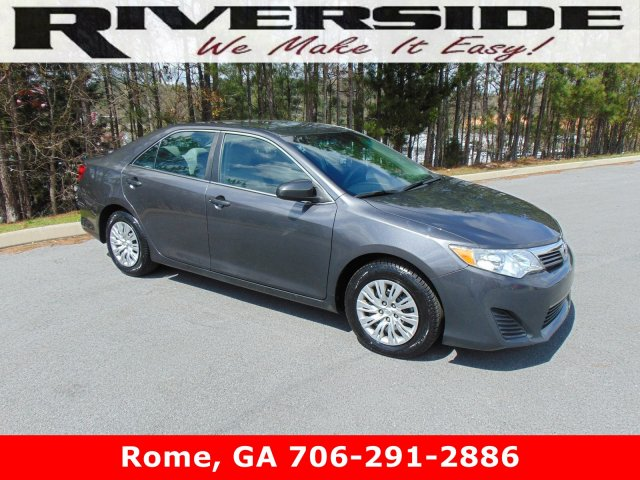 Certified Pre-Owned 2014 Toyota Camry L