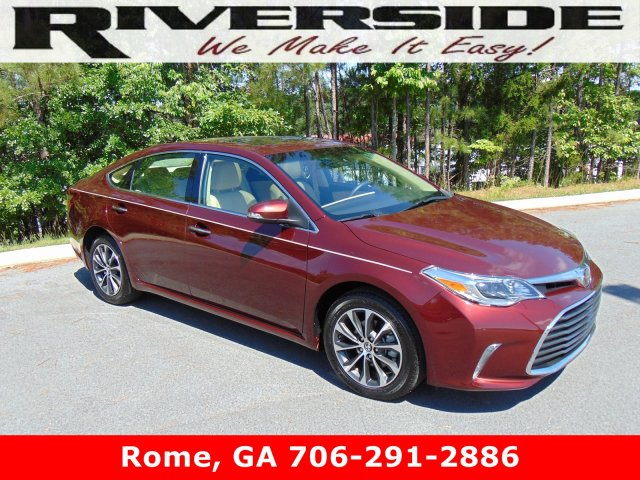 Certified Pre-Owned 2018 Toyota Avalon XLE Plus