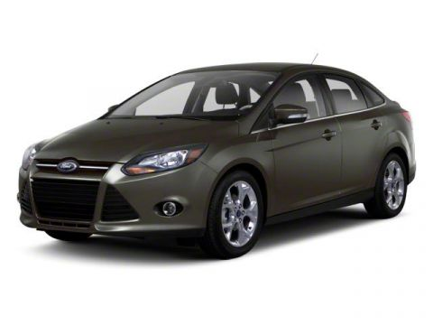 Pre-Owned 2013 Ford Focus Titanium FWD 4dr Car