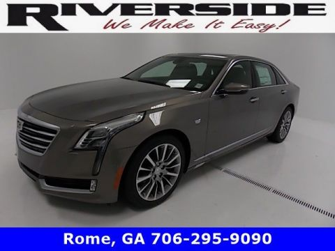 New 2018 Cadillac CT6 Luxury RWD RWD 4dr Car