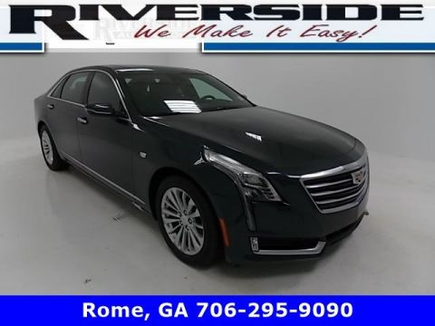 New 2018 Cadillac CT6 Sedan Luxury RWD RWD 4dr Car