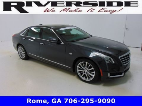 Certified Pre-Owned 2016 Cadillac CT6 Premium Luxury AWD