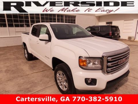 New 2019 GMC Canyon 2WD SLE RWD Crew Cab Pickup