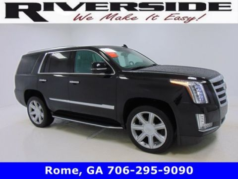 Certified Pre-Owned 2018 Cadillac Escalade Premium Luxury