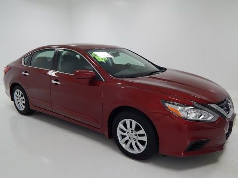 Pre-Owned 2016 Certified Nissan Altima 2.5 S FWD 4dr Car