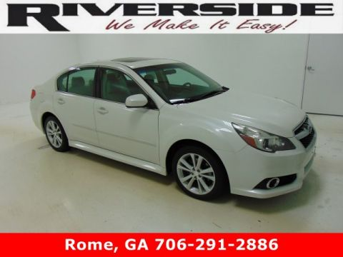 Pre-Owned 2013 Subaru Legacy 2.5i Limited