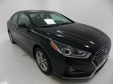 New 2018 Hyundai Sonata SEL FWD 4dr Car