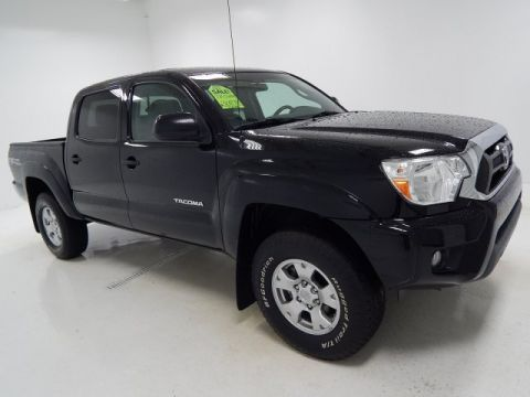 Certified Pre-Owned 2015 Toyota Tacoma TRD Off-Road 4WD