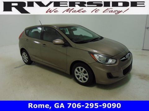 Pre-Owned 2014 Hyundai Accent GS