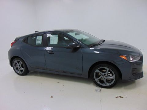 New 2019 Hyundai Veloster FWD 3dr Car